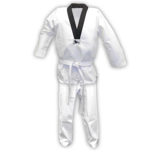100% Cotton 8oz-12oz Taekwondo Suit Fight Wear 1