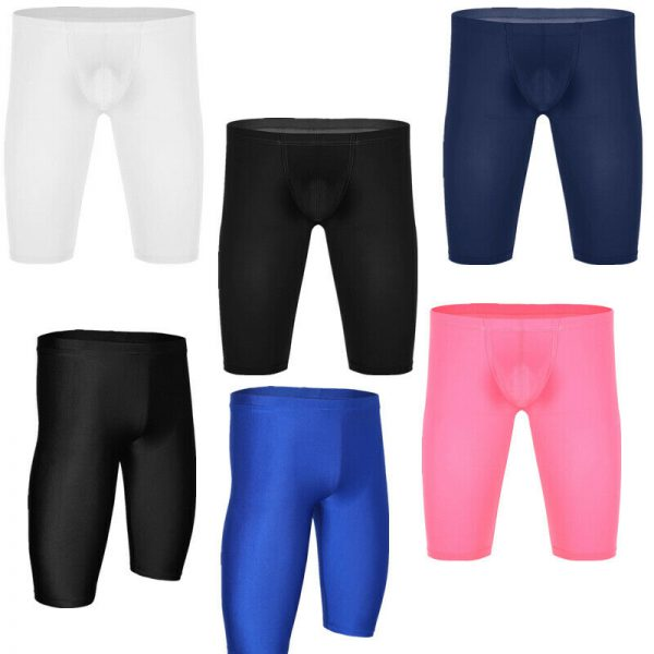 Mens Sports Gym Compression Shorts Quick Dry Short 1