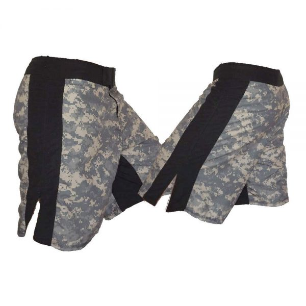 MMA Shorts Kick Boxing Short Cage Fight Grappling Shorts Camouflage 1