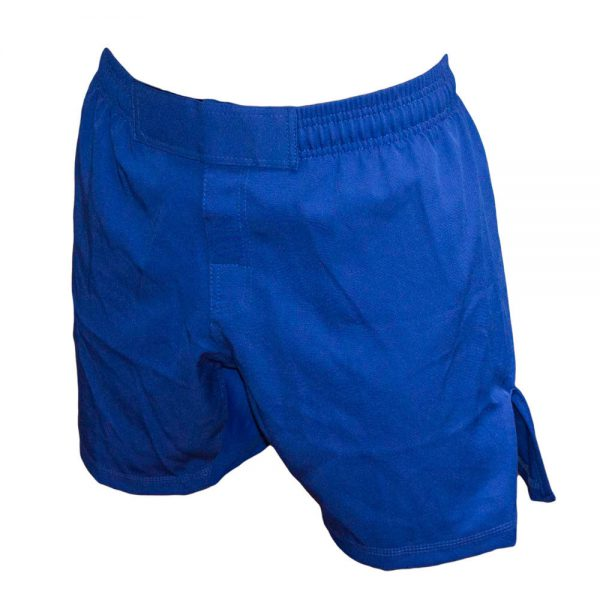 MMA Fight Shorts,Cross Fit Training UFC Kickboxing Short Blue 1