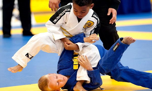 Brazilian Jiu Jitsu for Kids 2