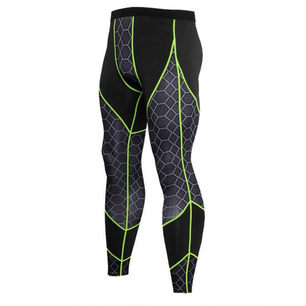 Men's Leggings Cool Dry Running Sport Leggings 1