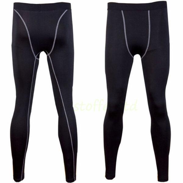 Men's Compression Pants Base-layer Cool Dry Sports Leggings 1
