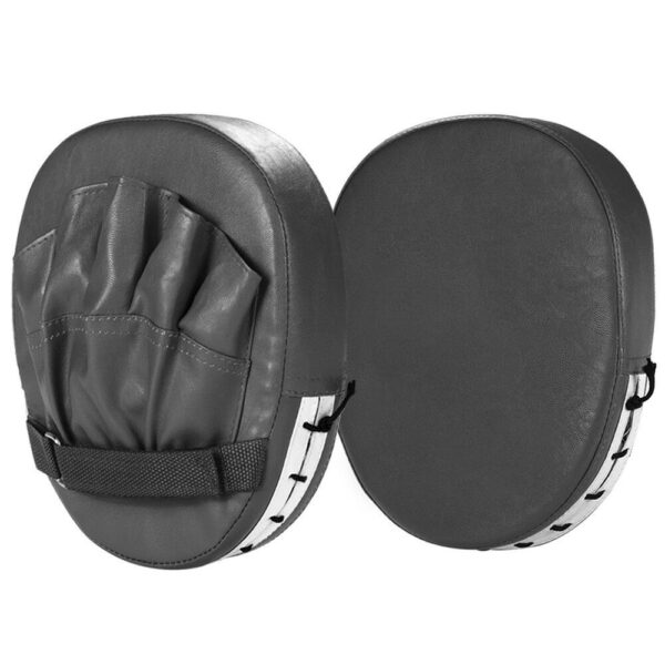 Focus Pads Pair Mitts Gloves MMA Focus Boxing Pads 1