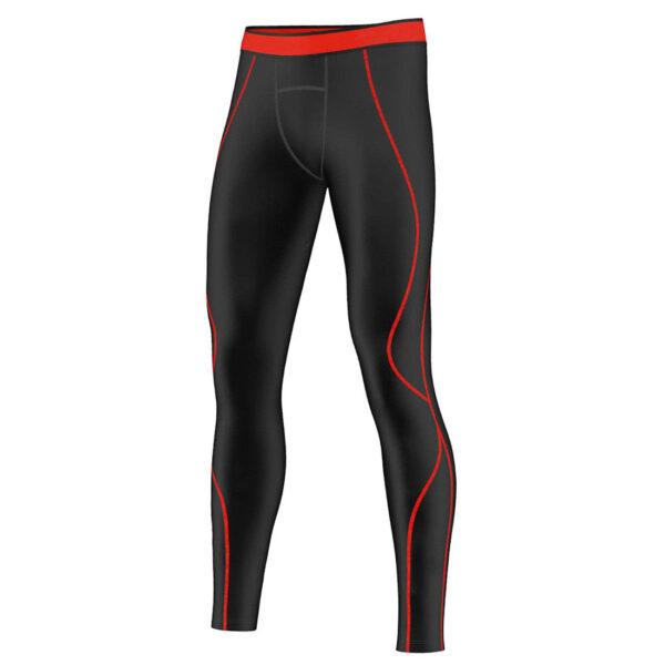 Men Tight Base Layer Long Leggings Gym Sports Wear 1
